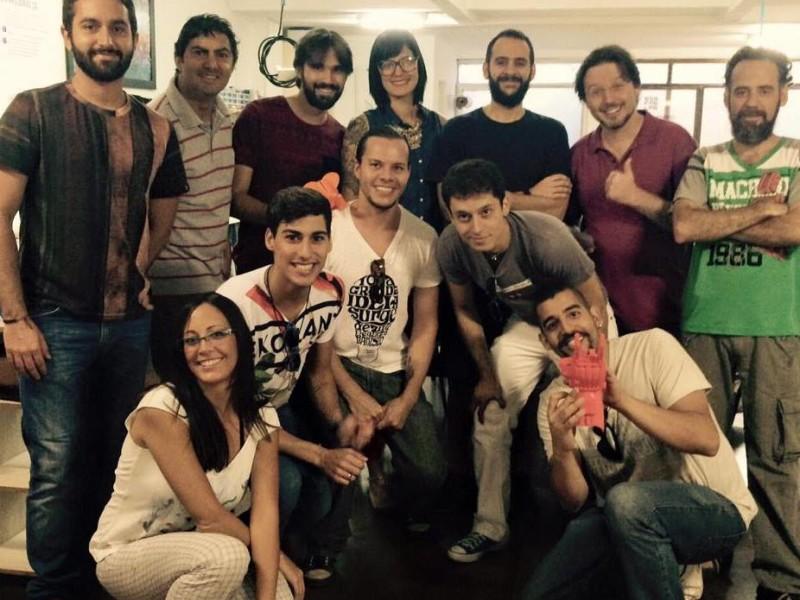 Criativos visitam o Fablab
